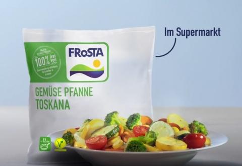 FRoSTA TV Spot 2018: Keine Geheimnisse - Auch nicht bei unserer Gemüse Pfanne - TV-Werbung