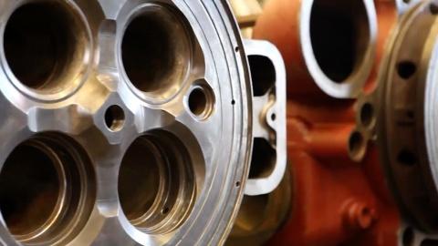 Marine Spare Parts - Industriefilm